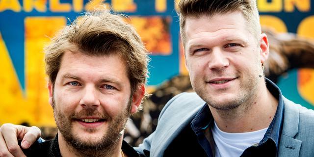 Coen Swijnenberg en Sander Lantinga zijn meer vrienden dan collega's