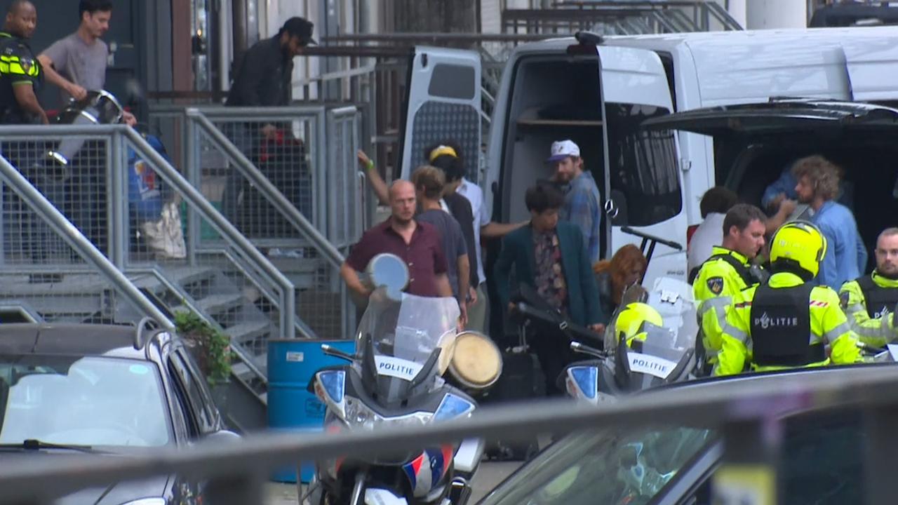 Politie ontruimt poppodium Maassilo na terroristische dreiging