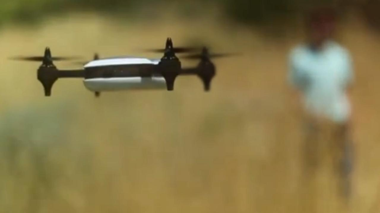 Snelle consumentendrone haalt 112 km/u
