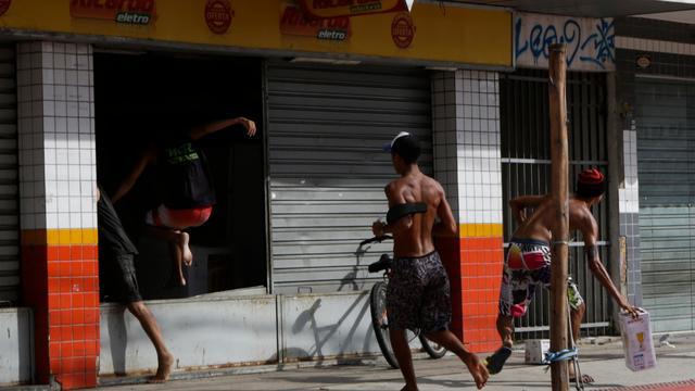Aantal doden door politiestaking in Brazilië blijft oplopen
