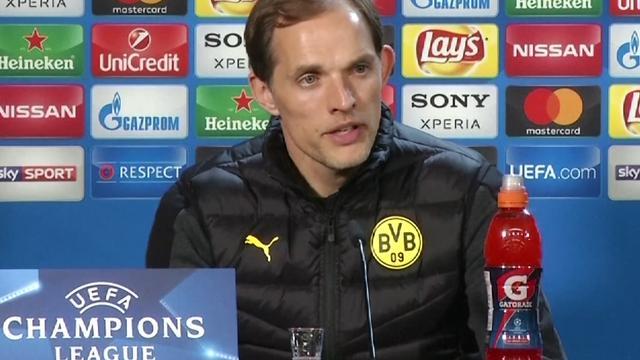 Trainer Borussia Dortmund: 'Beslissing UEFA voelde als rotstreek'