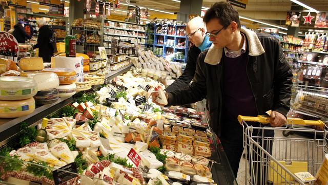 Prijzen consumptiegoederen voor derde maand op rij niet gestegen