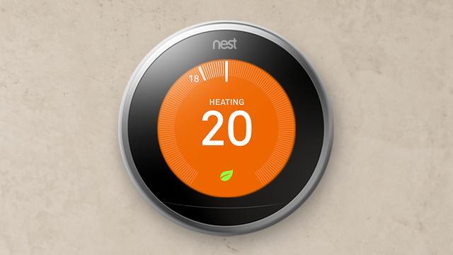 'Nieuwe Google-thermostaat op afstand te bedienen met handgebaren'