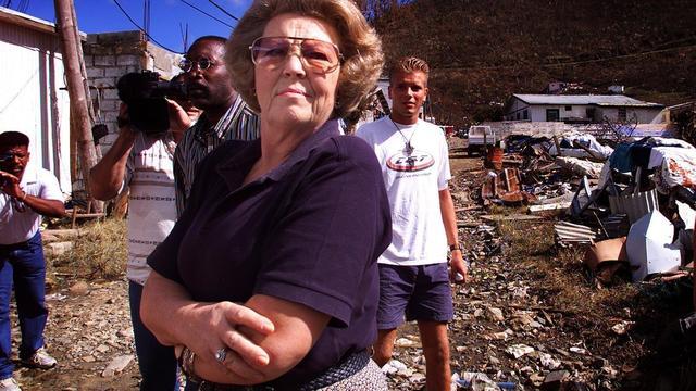 Overzicht: Bovenwindse Eilanden na jaren weer getroffen door orkaan