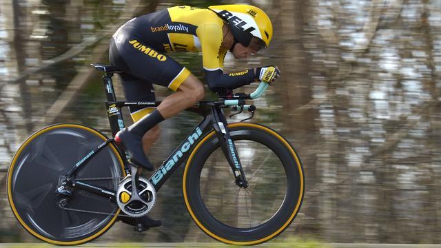 Lotto-Jumbo met man minder in Giro na afhaken Bennett