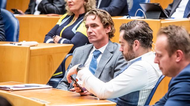 VVD-Kamerlid Bas van 't Wout wordt staatssecretaris van Sociale Zaken