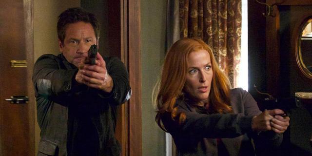 'Komische animatieserie gebaseerd op The X-Files in de maak'