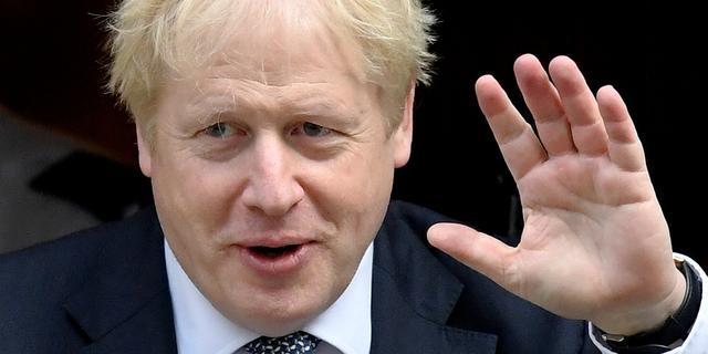 Johnson verwerpt optie voor alliantie met Brexitpartij van Farage