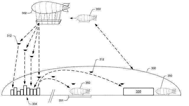 Afbeelding uit Amazon-patent