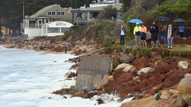 Drie doden door storm en hoogwater in Australië