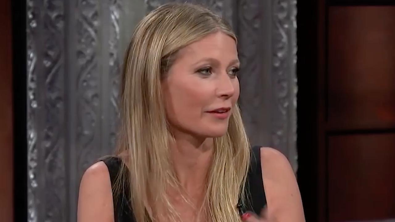 Gwyneth Paltrow praat over verloofde en relatie met Chris Martin