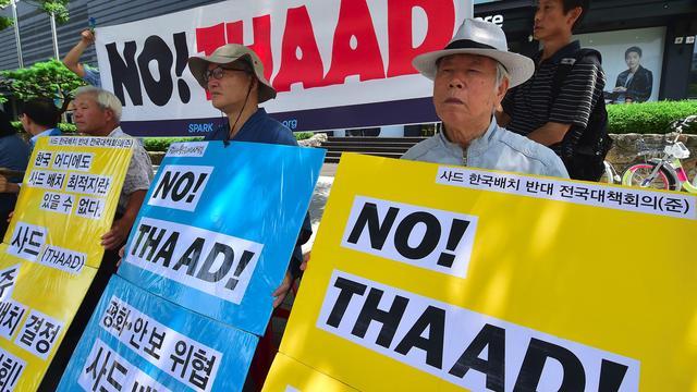 VS en Zuid-Korea bereiken akkoord over raketschild