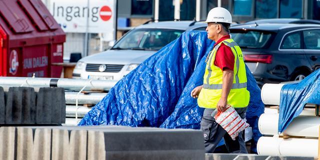Ook bouwsector getroffen door coronacrisis: projecten liggen stil