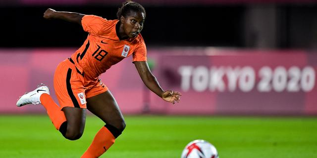 Beerensteyn vervangt Miedema in laatste groepswedstrijd Oranjevrouwen