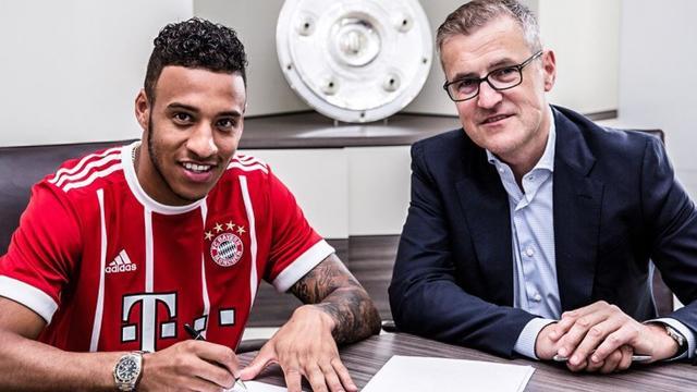 Bayern neemt Tolisso over van Olympique Lyon