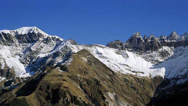 Drie bergbeklimmers verongelukt na val Zwitserse berg