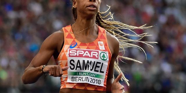 Samuel sprint op 200 meter in Doha naar ticket voor WK atletiek