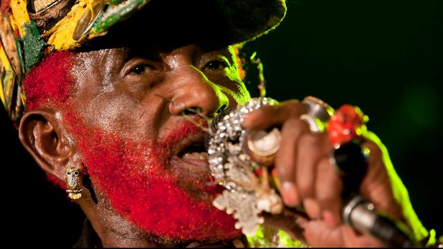 Studio van producent Lee 'Scratch' Perry in rook opgegaan