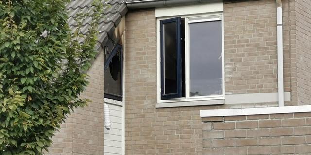 Uitslaande woningbrand in Oud-Woensel onder controle