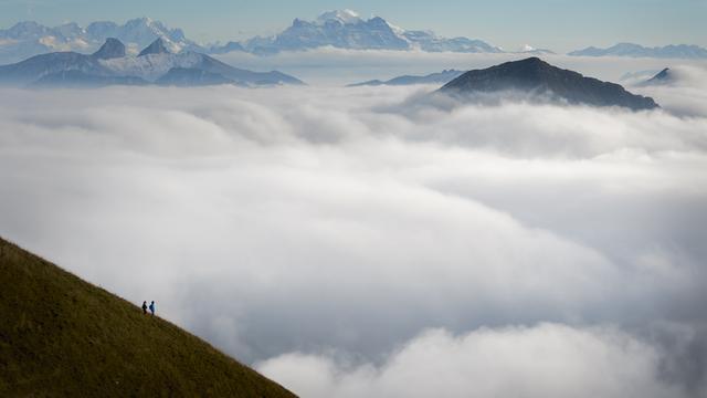 Eerste sneeuw in Alpen begin januari verwacht