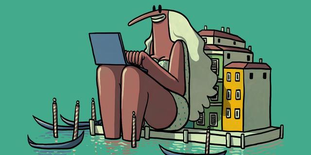 Werken vanaf je vakantieadres: werkt dat?