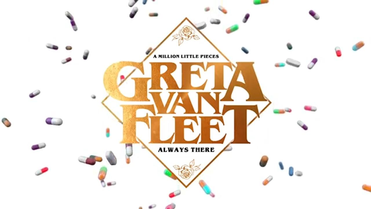 Beluister hier Always There van Greta van Fleet