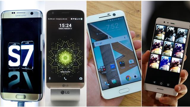 Podcast: Is het te druk op de smartphonemarkt?