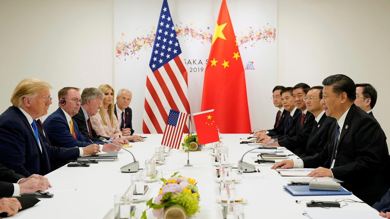 China Promises Higher Agricultural Imports From The US Consultation
