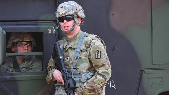 VS en Zuid-Korea schrappen gezamenlijke legeroefeningen
