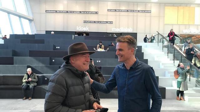 Forum Groningen verwelkomt 50.000e bezoeker sinds opening