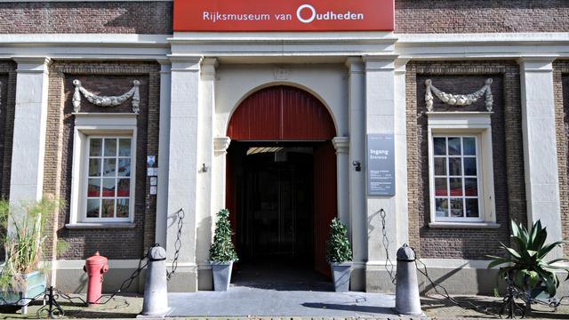 Rijksmuseum van Oudheden in Leiden heropent in december