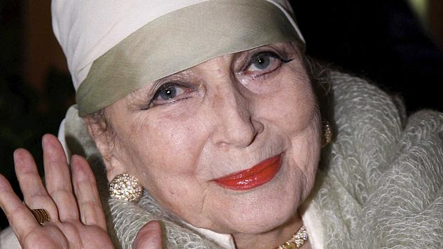 Italiaanse actrice Valentina Cortese op 96-jarige leeftijd overleden