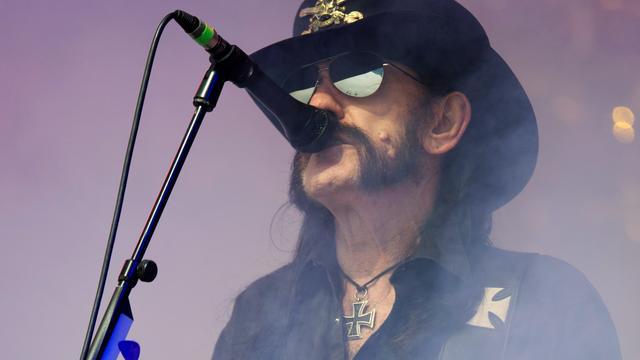 Motörhead-frontman Ian 'Lemmy' Kilmister (70) overleden