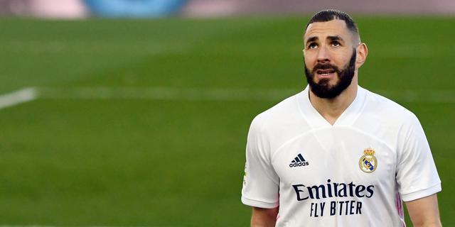 Blessure topscorer Benzema vergroot zorgen Real voor duel met Atalanta