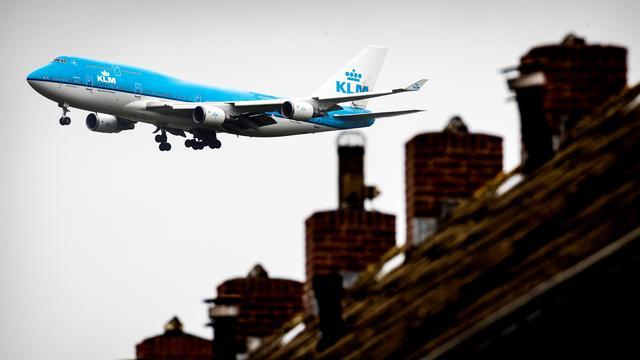 Meer passagiers op Nederlandse vliegvelden