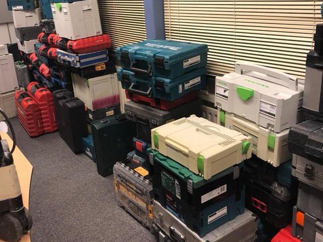 Haagse politie overspoeld met reacties na vondst gestolen gereedschap