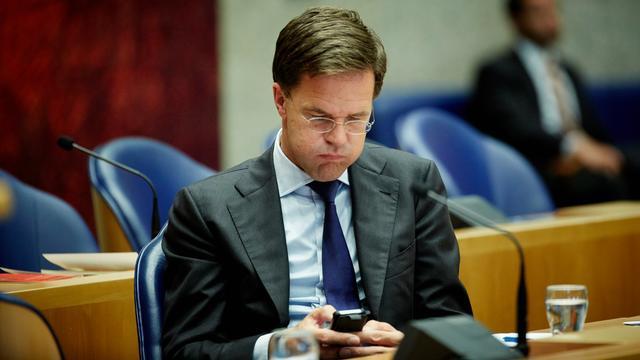 Rutte verwacht Europese weerstand bij herverdeling vluchtelingen