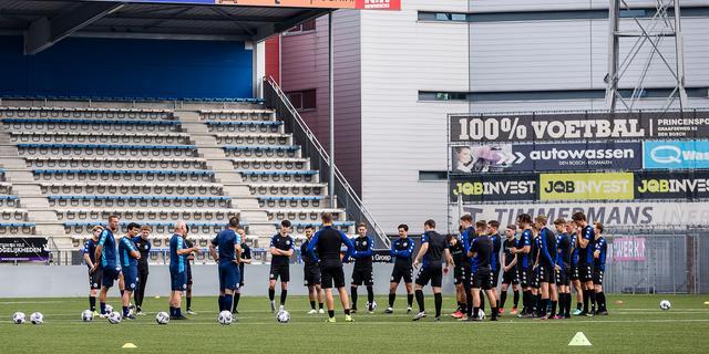 FC Den Bosch komt voor meer dan 50 procent in Amerikaanse handen