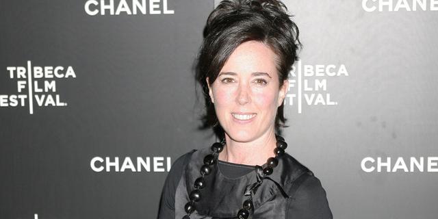 Tassenontwerpster Kate Spade op 55-jarige leeftijd overleden