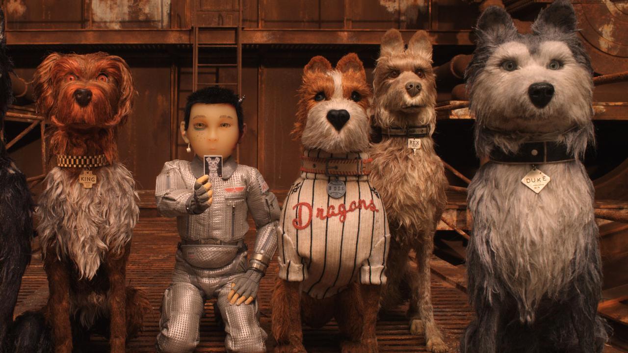 Bekijk hier de trailer van Isle of Dogs