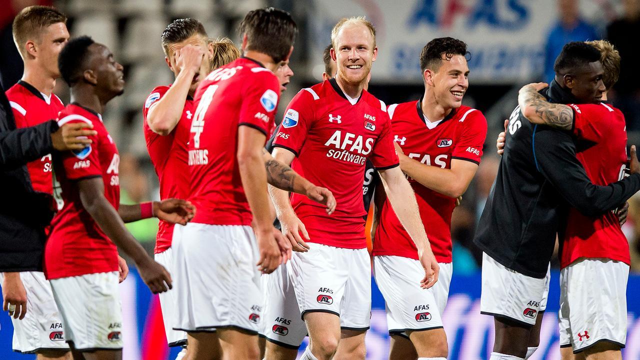 Samenvatting AZ-VVV-Venlo