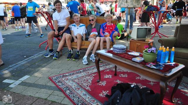 Universiteit en Leiden Marathon gaan samenwerken