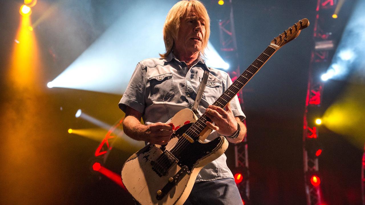 Jamsessie Status Quo-gitarist Rick Parfitt