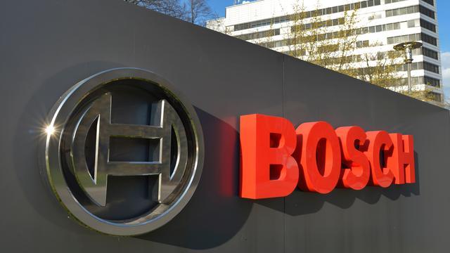 Bosch boekt recordomzet met focus op slimme apparaten