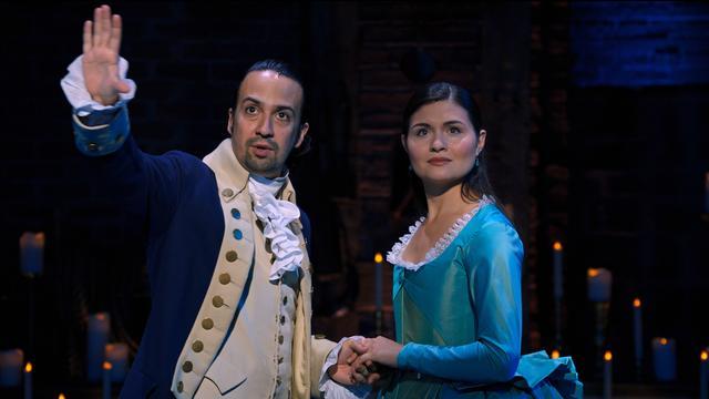 Geschiedenis via rapbattles: dit kun je verwachten van Hamilton op Disney+