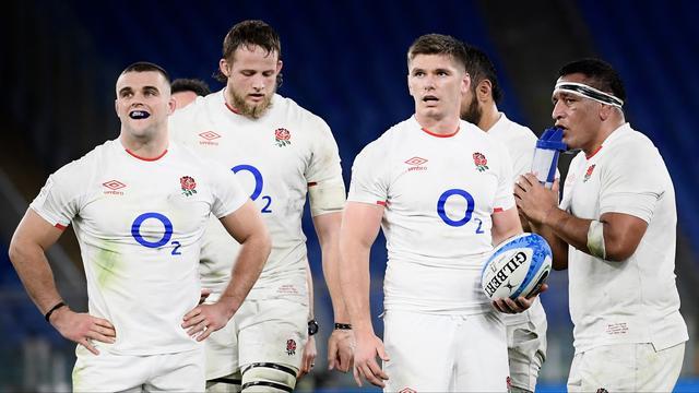 Engelse rugbyers grijpen Six Nations-titel na spannende laatste speelronde