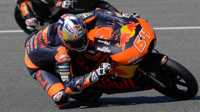 Bendsneyder nog puntloos in Moto3, Vinales wint in MotoGP