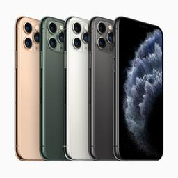 Apple onthult iPhone 11 en 11 Pro met tot drie camera's achterop