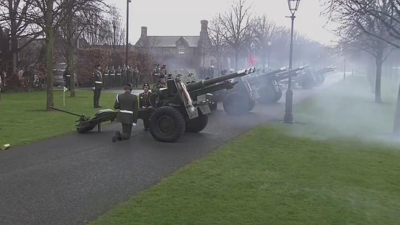 Ierland herdenkt paasopstand van honderd jaar geleden