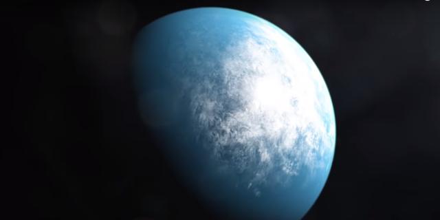NASA ontdekt planeet waarop misschien leven mogelijk is